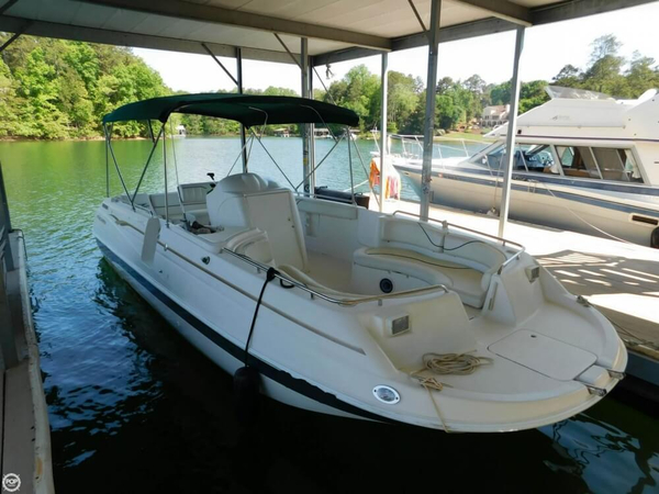 Used Monterey 230 Explorer Deck Boat For Sale
