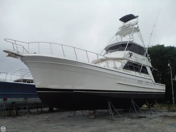 Used Custom Goldwing 50 SF Sports Fishing Boat For Sale