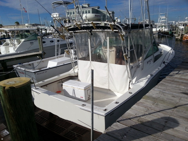 Used North Coast 31 Express Sports Fishing Boat For Sale