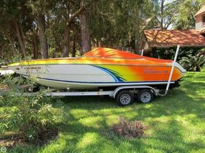 Used Stingray 220SX High Performance Boat For Sale