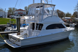 Used Egg Harbor Sport Yacht Convertible Fishing Boat For Sale