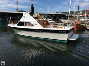 Used Tollycraft 28 Sportfish Express Cruiser Boat For Sale