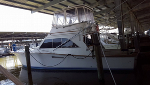 Used Ocean Yachts SS 46 Sports Fishing Boat For Sale