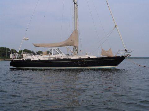 Used Tayana Custom Center Cockpit, Rare 3 SR Version Cruiser Sailboat For Sale