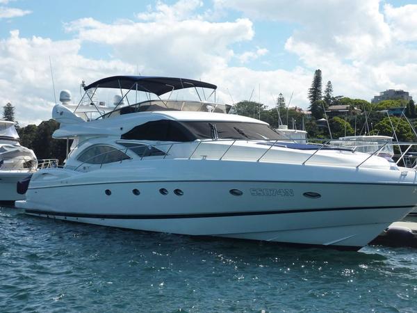 Used Sunseeker Manhattan 74 Motor Yacht For Sale