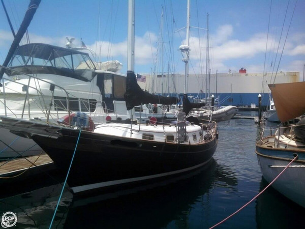 Used Chien Hwa 36 Magellan Ketch Sailboat For Sale