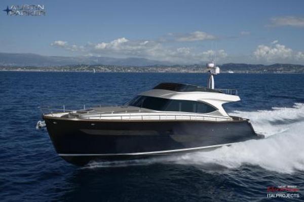 New Austin Parker 64 Flybridge Motor Yacht For Sale