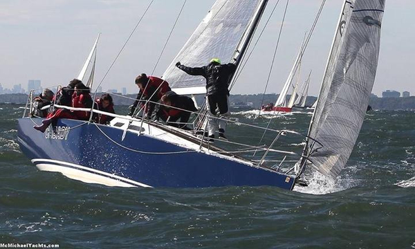 Used Corby 33 Racer Sailboat For Sale