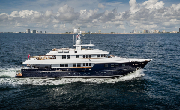 Used Kingship Marine Ltd. Motor Yacht For Sale