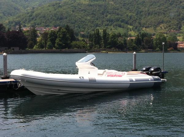New Pirelli Pzero 880 Sport Rigid Sports Inflatable Boat For Sale