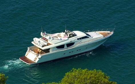 Used Posillipo Technema Motor Yacht For Sale