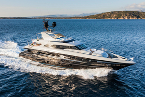 Used Mondomarine M41 Motor Yacht For Sale