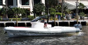New Pirelli PZero 1100 Outboard Rigid Sports Inflatable Boat For Sale