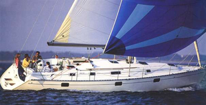 Used Beneteau Oceanis 400 Cruiser Sailboat For Sale