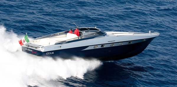 New Otam Millennium Open Express Cruiser Boat For Sale