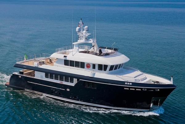 New Cantiere Delle Marche Darwin 96 Trawler Boat For Sale