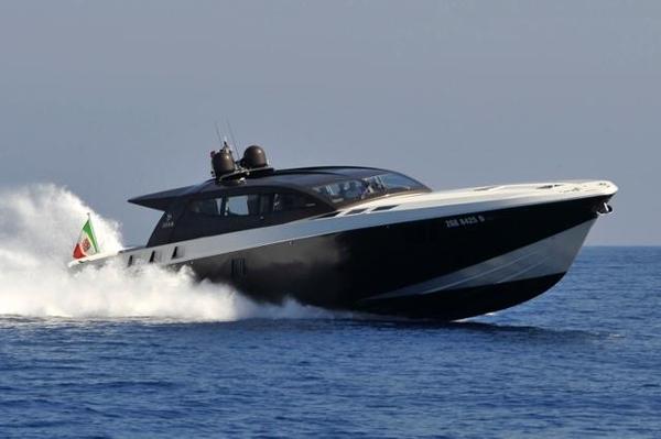 New Otam Millennium Express Cruiser Boat For Sale