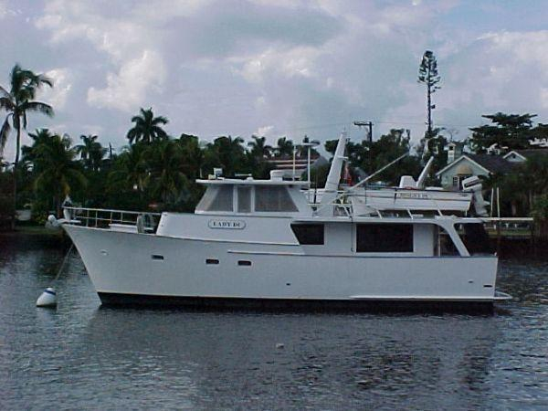 Used Tucker Trawler Boat For Sale