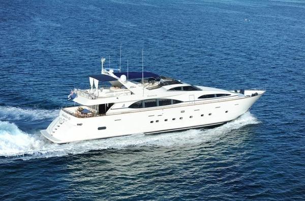 Used Azimut Jumbo 1996/2014 Motor Yacht For Sale