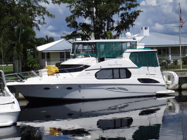 2003 used silverton 43 motor yacht motor yacht for sale for Silverton motor yachts for sale