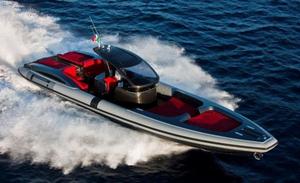 New Pirelli PZero 1400 Carbon Edition Rigid Sports Inflatable Boat For Sale