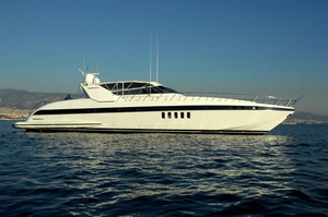 Used Overmarine Mangusta 80 Open Motor Yacht For Sale
