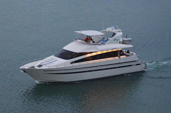 Used Azimut Pininfarina Flybridge Motor Yacht Mega Yacht For Sale