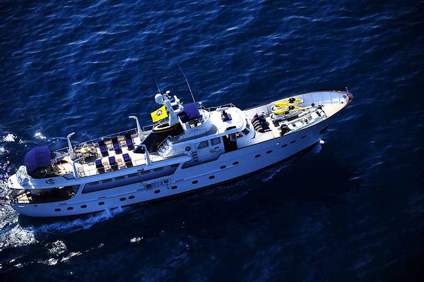 Used Benetti Classic Flybridge Motor Yacht Mega Yacht For Sale