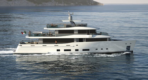 New Cantiere Delle Marche Nauta Air 115 Motor Yacht For Sale