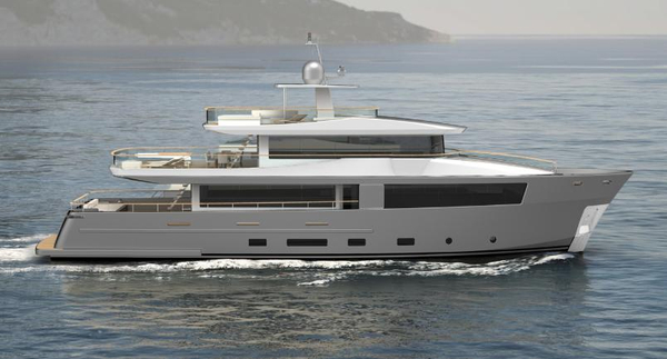 New Cantiere Delle Marche Nauta Air 96 Motor Yacht For Sale