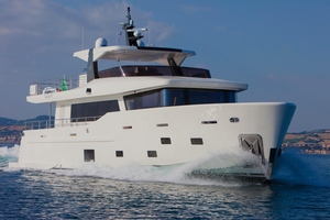 New Cantiere Delle Marche Nauta Air 86 Motor Yacht For Sale