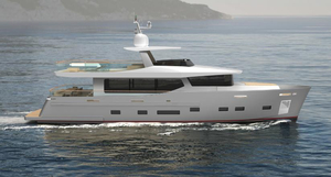 New Cantiere Delle Marche Nauta Air 80 Motor Yacht For Sale