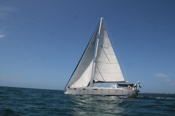 Used Berckemeyer BM 48 Racer and Cruiser Sailboat For Sale