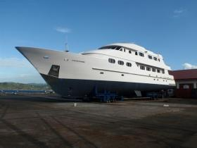 New Ocean Pacifico Classic Dutch Design Yacht Mega Yacht For Sale