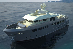 New Cantiere Delle Marche Darwin 115 Motor Yacht For Sale