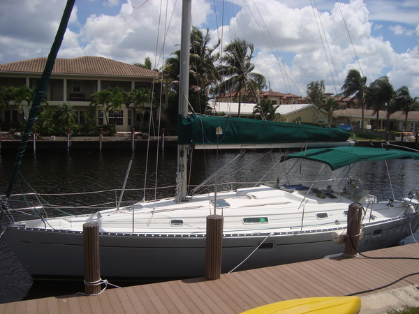 Used Beneteau 38 Cruiser Sailboat For Sale