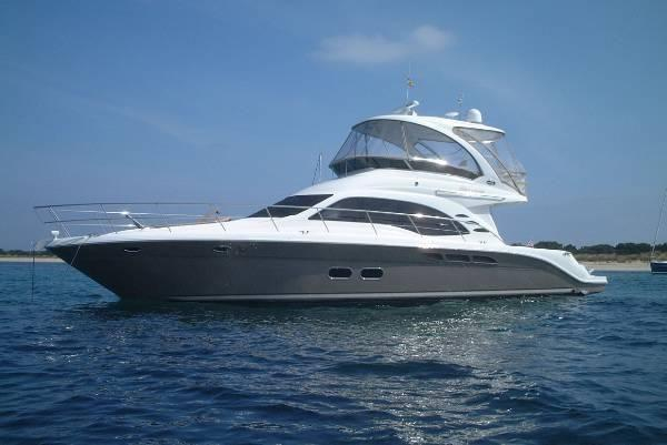 Used Sea Ray 50/52 Sedan Bridge Motor Yacht For Sale