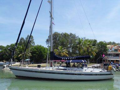 Used Tayana 55 Center Cockpit Sailboat For Sale