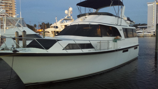 Used Ocean 48 Motor Yacht Mega Yacht For Sale