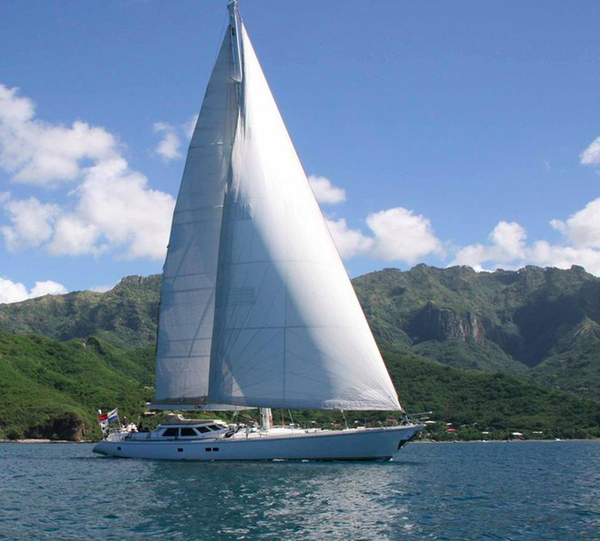 Used Camper & Nicholsons Custom Sloop Sailboat For Sale