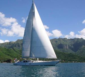 Used Camper & Nicholsons Custom Sloop Sailboat For Sale