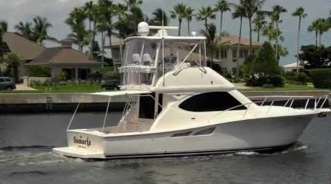 Used Tiara 3900 Convertible Fishing Boat For Sale