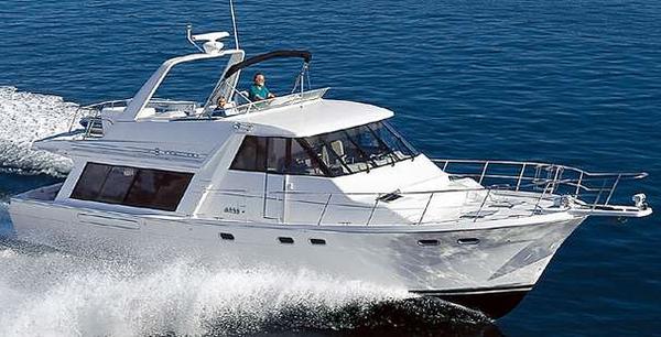 Used Bayliner 4788 Pilot House Motoryacht Motor Yacht For Sale