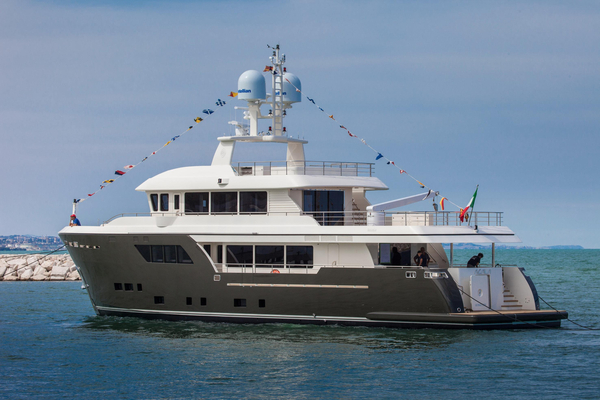 New Cantiere Delle Marche Darwin 102 Motor Yacht For Sale
