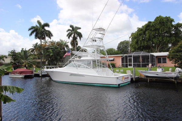 Used Viking Yachts Express Sports Fishing Boat For Sale