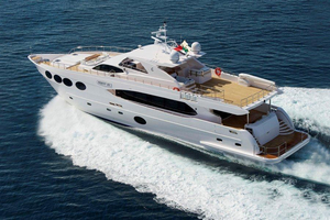 Used Majesty Yachts 105 Motor Yacht For Sale
