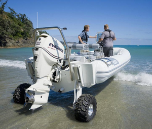 New Sealegs 7.1M Amphibious Rib Tender Boat For Sale