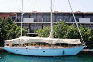 Used Cheoy Lee Wittholz 53 Antique and Classic Sailboat For Sale