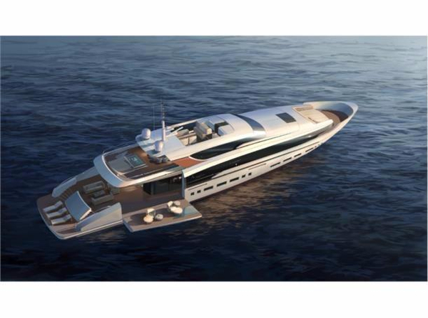 New Sunrise Yachts 150 Open Sunrise Yachts FYD Mega Yacht For Sale