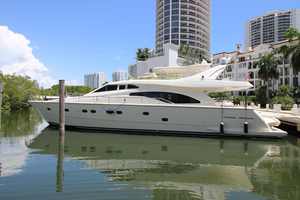 Used Ferretti 680 Motor Yacht For Sale